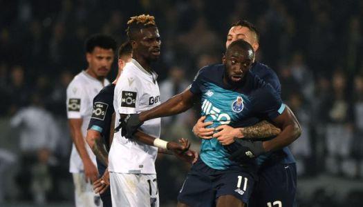 Guimaraes : Marega (FC Porto)  fait face aux racistes