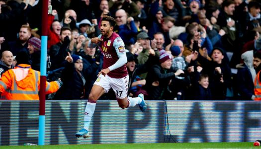 Aston Villa : Trezeguet ne regarde pas en arrière