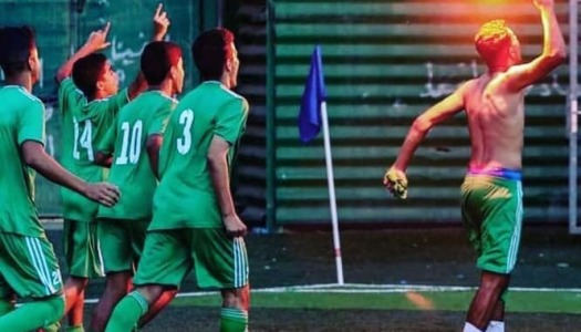 Libye : exister par le football
