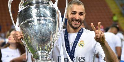 Quatre Ligues des champions pour Karim Benzema depuis 2009