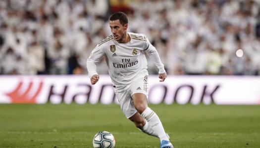 Real Madrid : Zidane couve toujours Hazard
