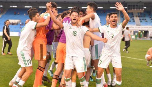 Coupe Arabe U20 : Algérie – Tunisie le choc des quarts