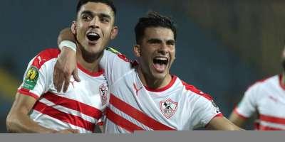 Le but d'Achraf Bencharki n'a pas suffi au Zamalek