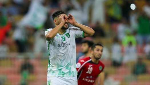 LDC Asie: Belaïli qualifie Al Ahli Jeddah