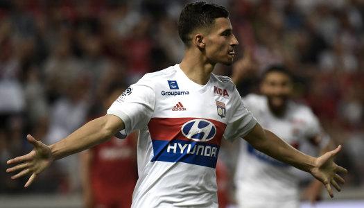 Aouar n'est pas déçu de rester à Lyon
