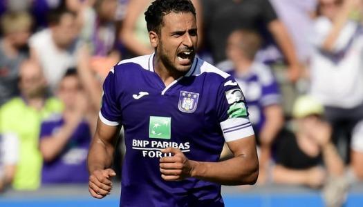 Anderlecht:  Chadli estime être revenu à ses racines