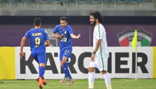 Al Ahli Saudi :Mazen Bahkali débute avec un succès en LDC