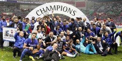 Al Hilal Riyad, champion d'Asie en titre