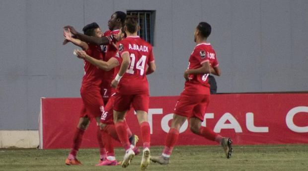 Victorieux 5-0 d'Al Nasr Benghazi , le Hassania  Agadir est quasiment qualifié pour le dernier carré