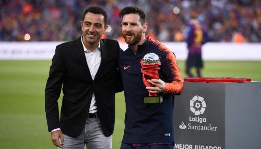 Xavi : «Si je devais revenir au Barça…»
