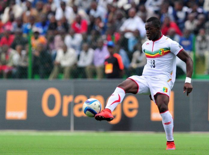 Aliou Dieng rêve  de la grande équipe du Mali