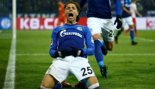 Amine Harit bien installé  à Schalke 04