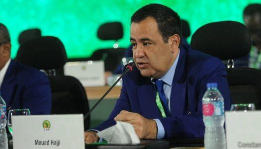 CAF :  le secrétaire général Mouâd Hajji s'en va