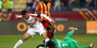 ES Tunis - Zamalek, 1-0