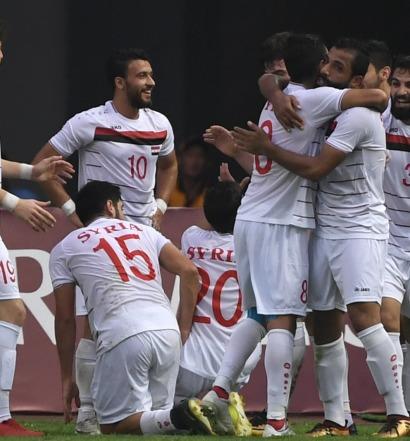La Syrie avait raté de peu une qualification au Mondial 2018. Qatar 2022 pourrait être une belle revanche  (photo afc.com )