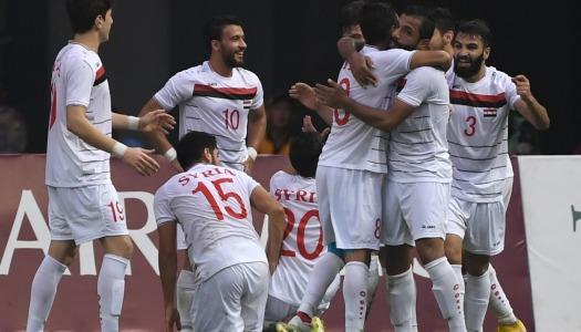 CM 2022-AFC 2023 : La Syrie reçue sept sur sept