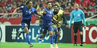 Al Hilal - Urawa Diamonds  (finale LDC 2019), photo afc.com