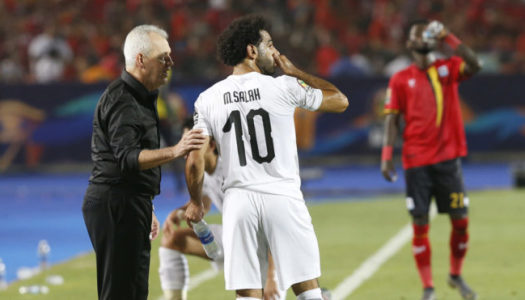 Aguirre évoque la pression sur  Salah