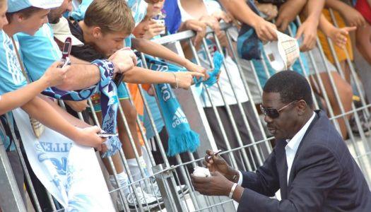 Pape Diouf (2): «A Marseille, je suis chez moi»