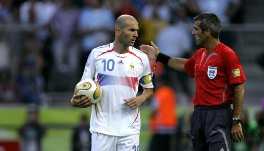Coup de boule de Zidane  :la  version de l'arbitre argentin