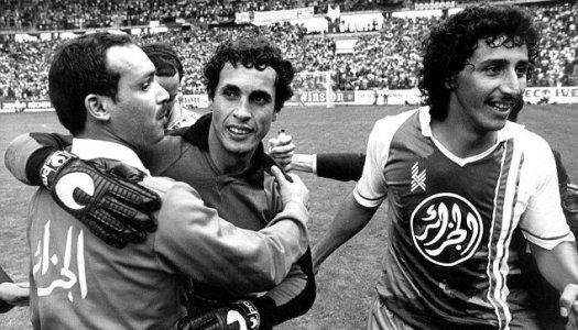 Gardiens du football arabe : Mehdi Cerbah (3/12)