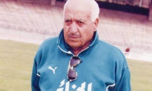 Coaches du football arabe : Abdelhamid Kermali (9/12)