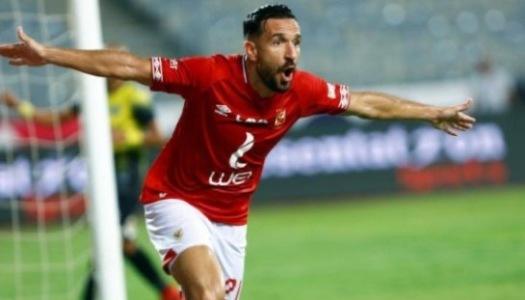 Tunisie: Ali Maaloul envisage de finir au Ahly
