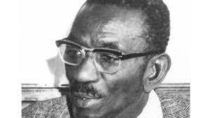 Cheikh Anta Diop, historien, anthropologue, philosophe sénégalais