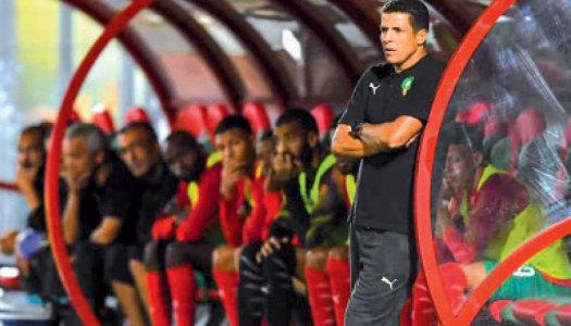 Les grands coaches du football arabe: (4/12) Lhoussine Ammouta