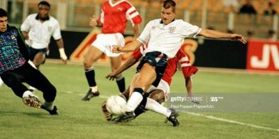 Ahmed avait longtemps retardé l'échéance face à l'Angleterre (0-1) jusqu'à  ce but encaissé sur une sortie aérienne ratée face  à Wright