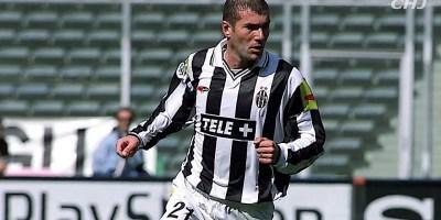 Zinedine Zidane, Juvetus Turin