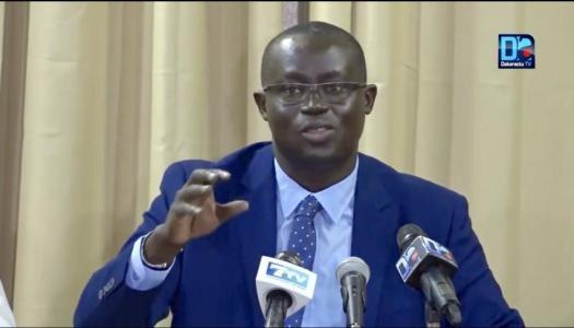 CAN 2021 :  Augustin Senghor «préoccupé»
