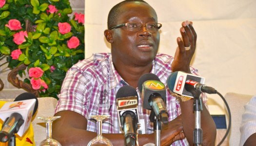 Elections CAF: Senghor se veut Monsieur Loyal