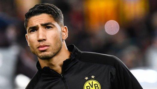 Dortmund : Achraf Hakimi ne s'interdit rien