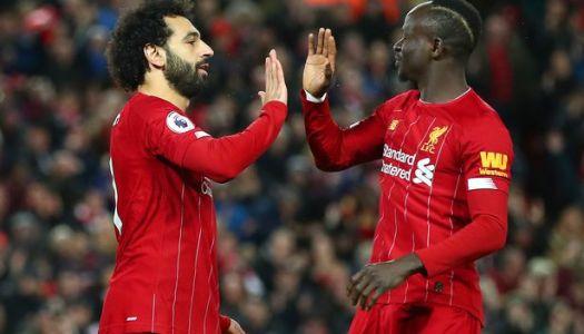 Klopp mise encore sur Salah et Mané