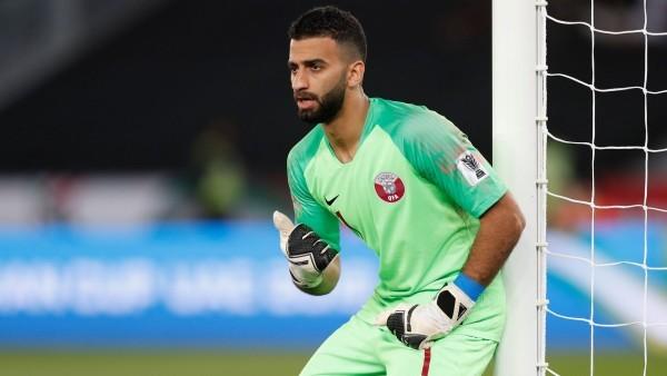 Saad Al-Sheeb  (champion d'Asie 2019  avec le Qatar)