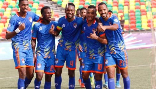 Le point sur les championnats : Mauritanie (5/10)