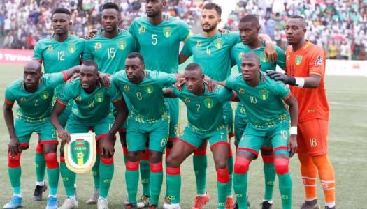 Mondial 2022: Martins et la Mauritanie en rêvent