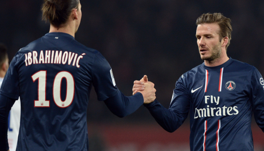 Al-Khelaïfi (PSG) : hommage appuyé à Zlatan et Beckham