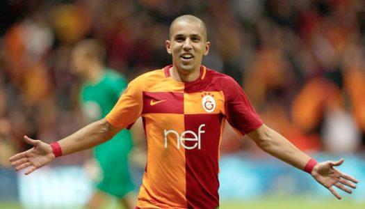 Feghouli, heureux comme un Fennec à Galatasaray