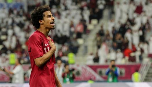 Les nouvelles étoiles :Akram Hassan Afif  (7/10)