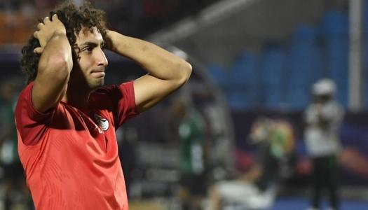 Larissa : contrat résilié pour Amr Warda !