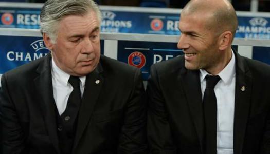 Comment Zidane a influencé  Ancelotti