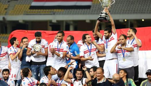 Egypte: La Coupe nationale  ira au bout !