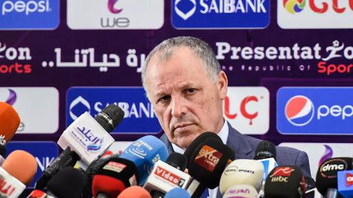 Egypte (EFA) :  Hani Abou Rida passe à l'offensive
