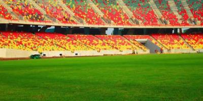 CAN 2021 : stade de Japoma