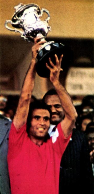 Champion d'Afrique 1976