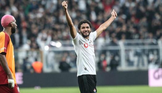 Besiktas:  Elneny vers l'Olympiakos ?