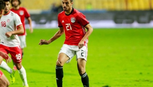 Taher Mohamed tout proche d'Al Ahly