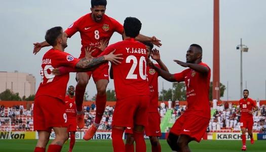 UAE : Shabab Al Ahli sauve l'essentiel